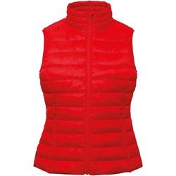 vaatteet Naiset Neuleet / Villatakit 2786 TS31F Red