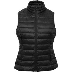 vaatteet Naiset Neuleet / Villatakit 2786 TS31F Black