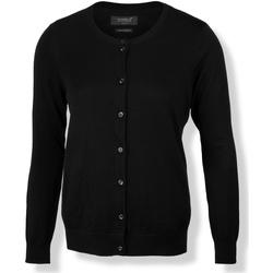 vaatteet Naiset Neuleet / Villatakit Nimbus NB93F Black