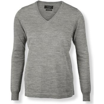 vaatteet Naiset Svetari Nimbus NB92F Grey Melange
