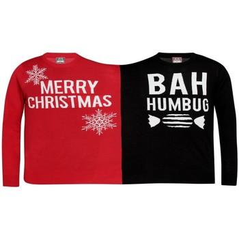 vaatteet Svetari Christmas Shop  Red/Black