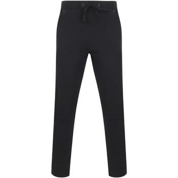 vaatteet Miehet Verryttelyhousut Tombo TL680 Black