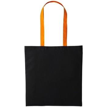 laukut Ostoslaukut Nutshell RL150 Black/Orange