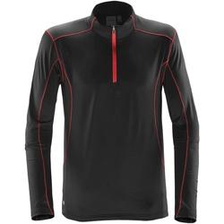 vaatteet Miehet Svetari Stormtech ST177 Black/Red