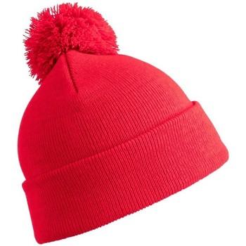 Asusteet / tarvikkeet Lapset Pipot Result Winter Essentials RC28J Red