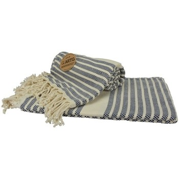 Koti Rantapyyhkeet A&r Towels Taille unique Navy/Cream