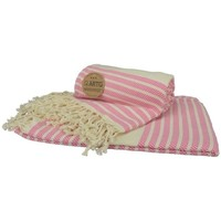 Koti Rantapyyhkeet A&r Towels Taille unique Pink/Cream