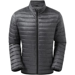 vaatteet Miehet Takit 2786 TS037 Charcoal Melange