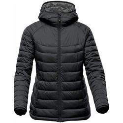 vaatteet Naiset Takit Stormtech AFP-2W Black