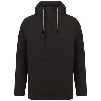 vaatteet Miehet Takit Front Row FR905 Black