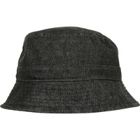 Asusteet / tarvikkeet Hatut Flexfit By Yupoong YP070 Black/Grey