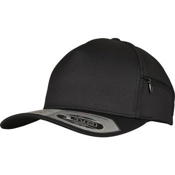 Asusteet / tarvikkeet Lippalakit Flexfit By Yupoong YP065 Black