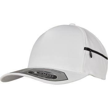 Asusteet / tarvikkeet Lippalakit Flexfit By Yupoong YP065 White