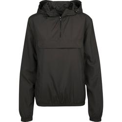 vaatteet Naiset Takit Build Your Brand BY095 Black