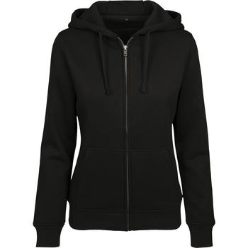 vaatteet Naiset Svetari Build Your Brand BY088 Black