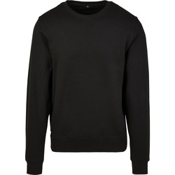 vaatteet Miehet Svetari Build Your Brand BY119 Black