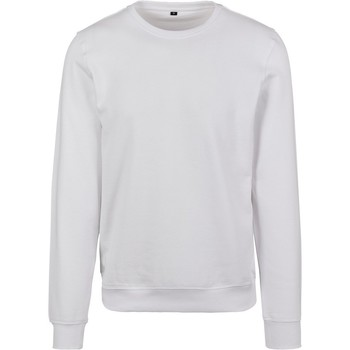 vaatteet Miehet Svetari Build Your Brand BY119 White