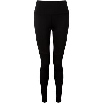 vaatteet Naiset Legginsit Tridri TR039 Black/Black