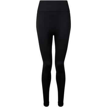 vaatteet Naiset Legginsit Tridri TR215 Black