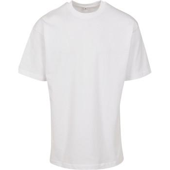 vaatteet Lyhythihainen t-paita Build Your Brand BY122 White