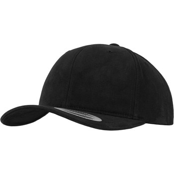 Asusteet / tarvikkeet Lippalakit Flexfit By Yupoong YP123 Black