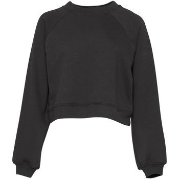vaatteet Naiset Svetari Bella + Canvas BE134 Dark Grey