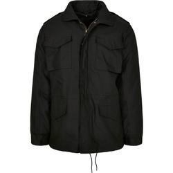 vaatteet Miehet Takit Build Your Brand BD308 Black