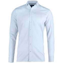 vaatteet Miehet Pitkähihainen paitapusero Nimbus N102M Light Blue