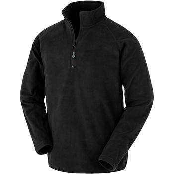 vaatteet Miehet Svetari Result Genuine Recycled R905X Black