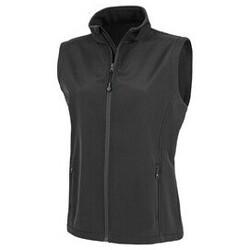 vaatteet Naiset Takit Result Genuine Recycled R902F Black
