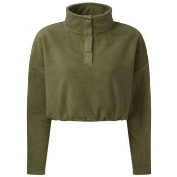 vaatteet Naiset Svetari Tridri TR087 Olive