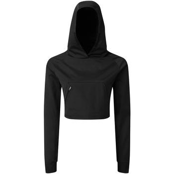 vaatteet Naiset Takit Tridri TR086 Black