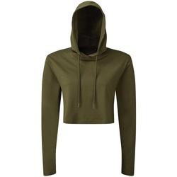 vaatteet Naiset Svetari Tridri TR088 Olive