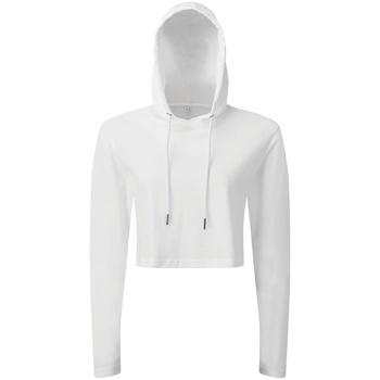 vaatteet Naiset Svetari Tridri TR088 White