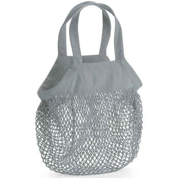 laukut Naiset Ostoslaukut Westford Mill WM151 Pure Grey