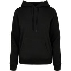vaatteet Naiset Svetari Build Your Brand BB007 Black