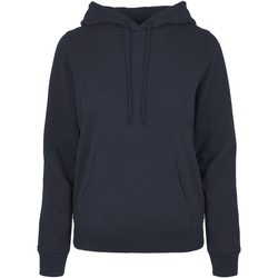 vaatteet Naiset Svetari Build Your Brand BB007 Navy