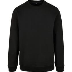 vaatteet Miehet Svetari Build Your Brand BB003 Black