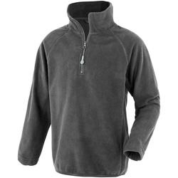 vaatteet Lapset Fleecet Result Genuine Recycled R905J Grey