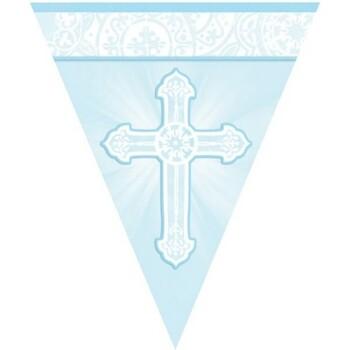 Koti Tarrat Amscan Taille unique Blue