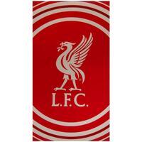 Koti Pyyhkeet ja pesukintaat Liverpool Fc Taille unique Red/White