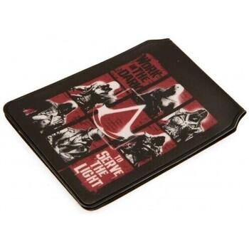 laukut Lompakot Assassins Creed  Black/Red