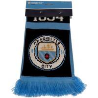 Asusteet / tarvikkeet Huivit Manchester City F.c.  Light Blue/White