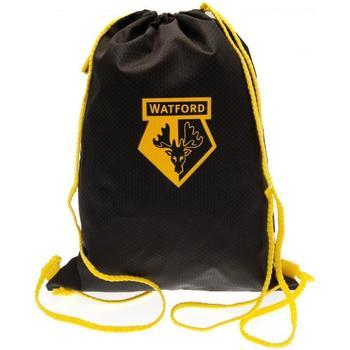 laukut Urheilulaukut Watford Fc  Black/Yellow
