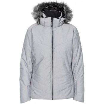 vaatteet Naiset Toppatakki Trespass  Light Grey