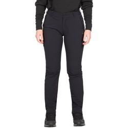 vaatteet Naiset Housut Trespass  Black