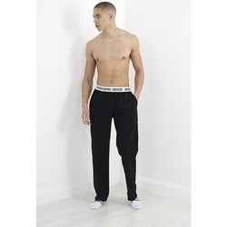 vaatteet Miehet pyjamat / yöpaidat Brave Soul  Black