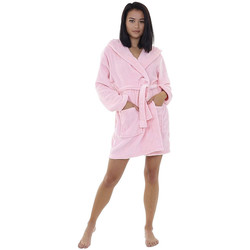 vaatteet Naiset pyjamat / yöpaidat Brave Soul  Pink