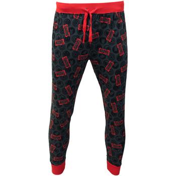 vaatteet Miehet pyjamat / yöpaidat Marvel  Red/Grey