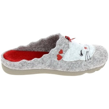 kengät Naiset Tossut Boissy JH65458 Gris Harmaa